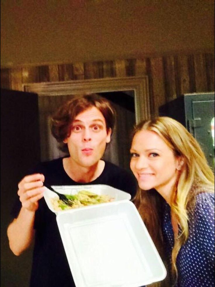 MGG and AJ COOK