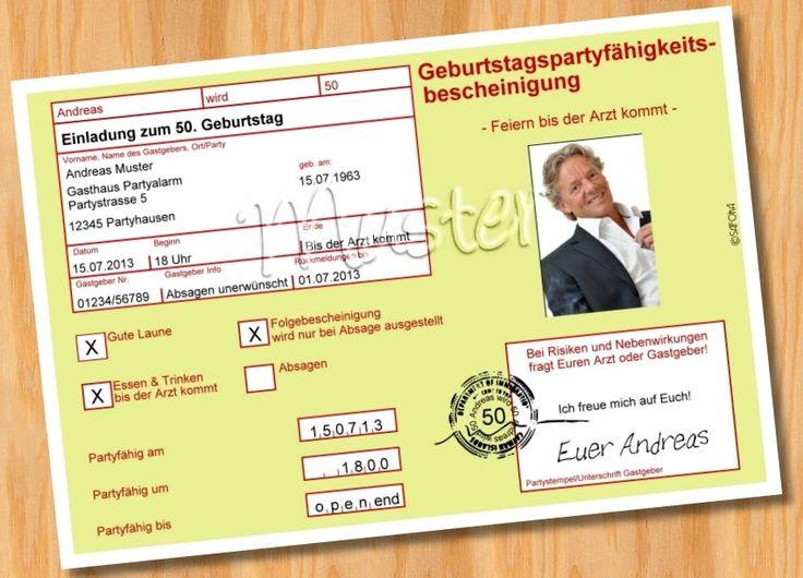 Geburtstag Einladung MUSTER 6 Produktdetails:Fotokarte EinseitigFormat: Cm  Oder CmMaterial: Hochwertigen Premiumpapieren Mit 100 Jahren Farbgarantie  ...