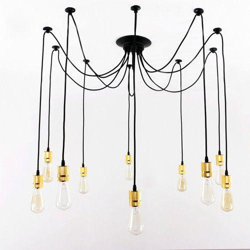 Mid-century chandeliers: Sputnik chandelier you'll love for your mid-century modern interior