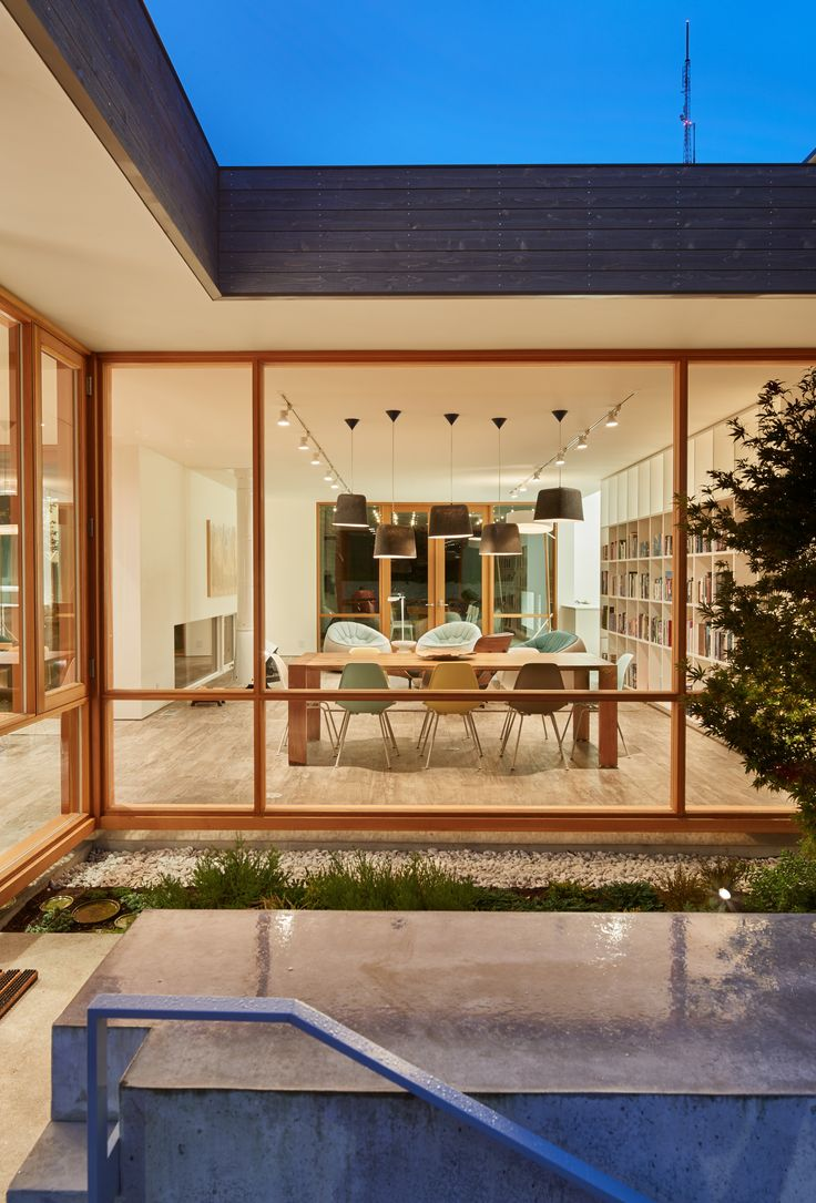 Artist Residence Picture gallery Architect design