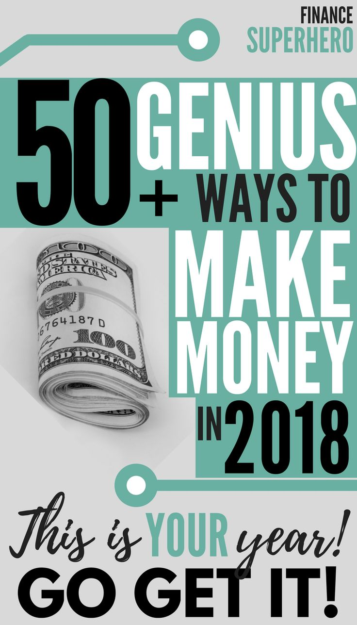 f you're looking for clever ways to make extra money, maybe even beyond levels you dreamed possible, you're in the right place. This list of 50+ carefully-researched ways to make extra money to help you do exactly that and reach new highs with your money this year! Make money, make extra money, side hustles, work at home jobs, make money online