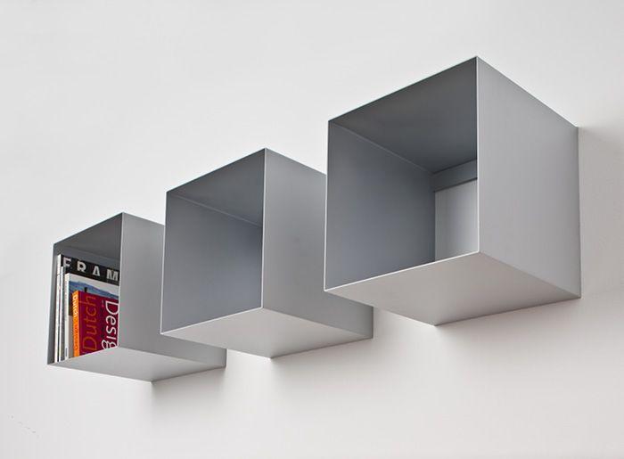 Cascando Box01 Wall. Ontworpen door Silvio Rohrmoser.