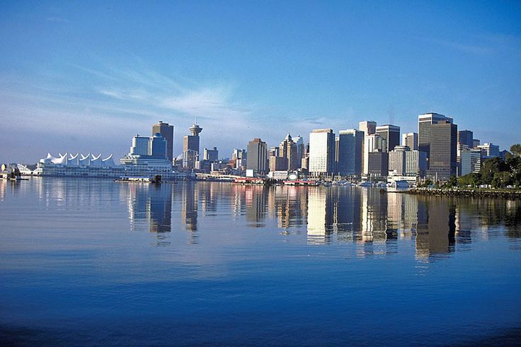 I would love to go back to Vancouver! I never knew a city could be so clean and beautiful.
