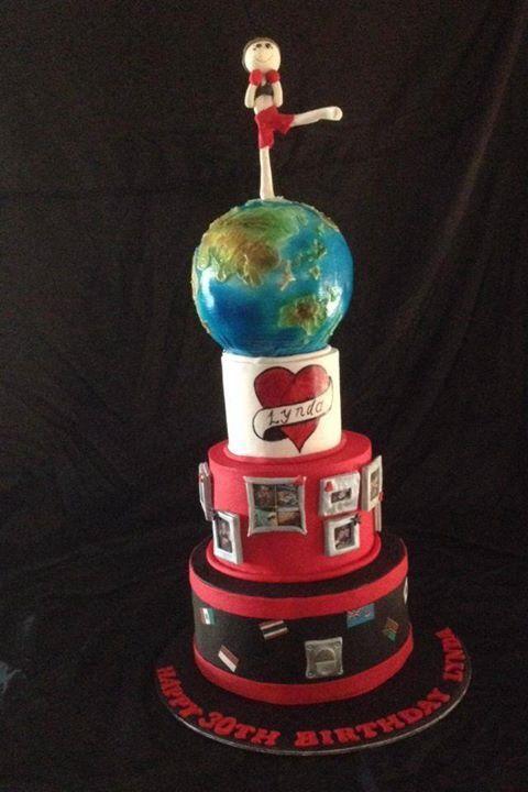 # 30 th Cake