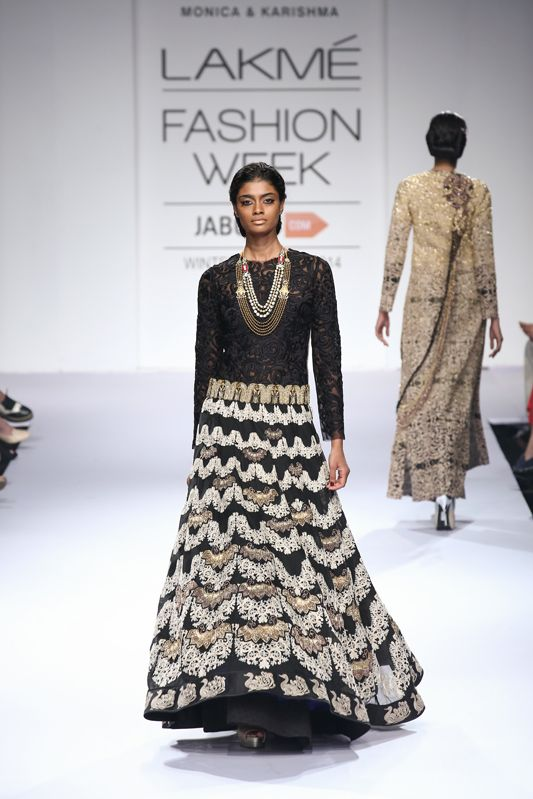 Indian Wedding Outfits from the runways - Shaadi Bazaar