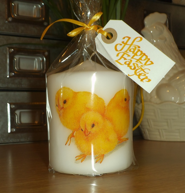Sweet Spring chicks to bring a little bit of sunshine to the Easter table. I make them every year as they make me smile.