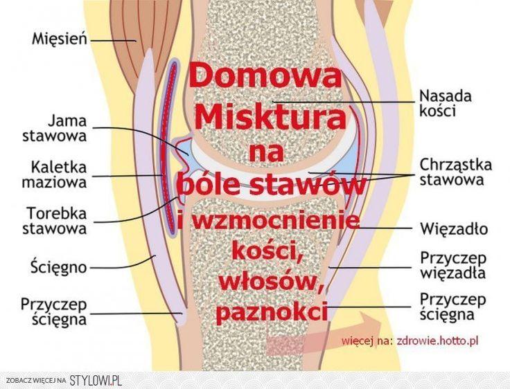 Niesamowite, ten jeden składnik wzmacnia włosy i paznok… na Stylowi.pl