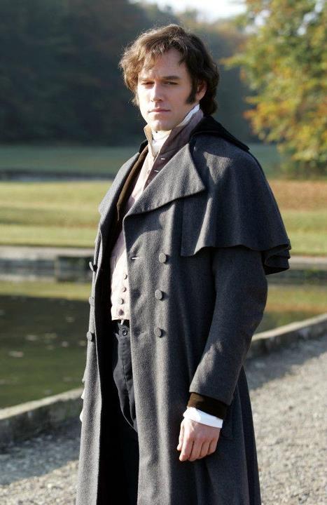 """""""Lost in Austen"""" Mr. Darcy! Yum."""