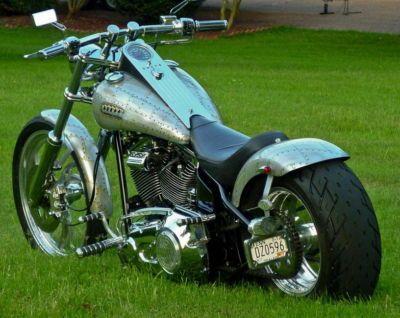 Harley-Davidson FXST Pro Street | Built Motorcycles : Pro Street Ultra Ground Pounder Ultra (harley ...