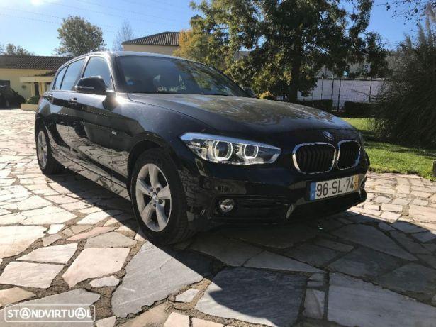BMW 116 116D AUTO LINE SPORT preços usados