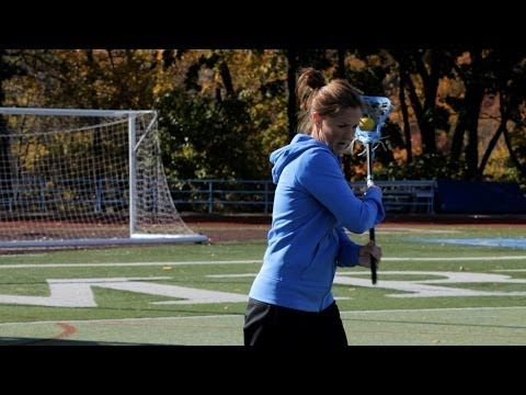 Cradling Exercises | Women's Lacrosse - YouTube
