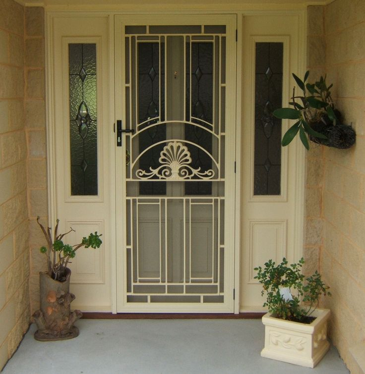 A ex&le of the work we do for clients on the Mornington Peninsula. Visit our & 9 best Security Doors images on Pinterest | The works Showroom and ...