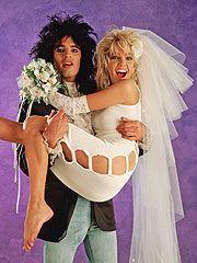 Heather Locklear Marries Mötley Crüe Drummer Tommy Lee In A Gazebo At The Marriott Santa Barbara