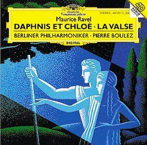 RAVEL Daphnis et Chloé - Boulez - Deutsche Grammophon