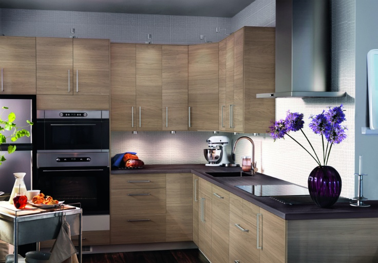 Feel At Home With The Modern Walnut Effect Sofielund Kitchen Ikea Pinterest Cabinets