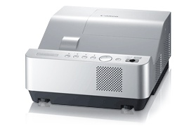 """Ultra Short Throw Projector. 80"""" at 12"""""""