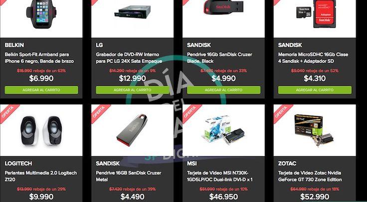 diafan-1 SP Digital anuncia 50% de descuento en cientos de productos