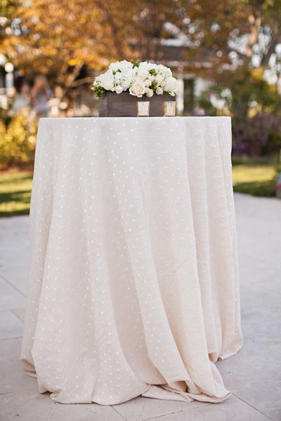 swiss dot linen | Honey Heart Photography #wedding