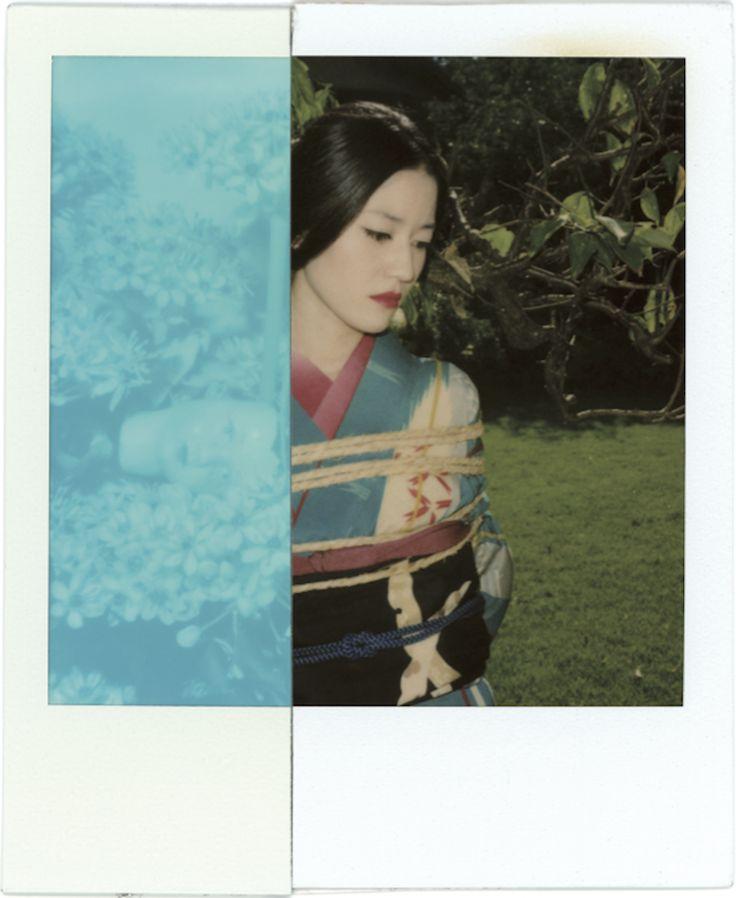 Nobuyoshi Araki's Polaroids