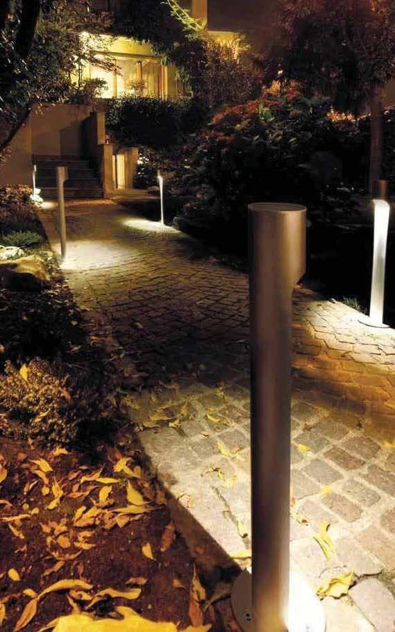 Colonna di illuminazione / da giardino / LED - KEPI' 3502 - Egoluce