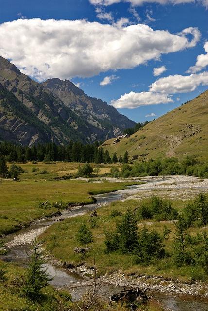 Valle Argentera, Piemonte...someday??