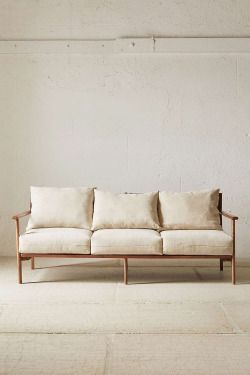 Cream sofa #atpatelier #atpatelierspaces #sofa #interior
