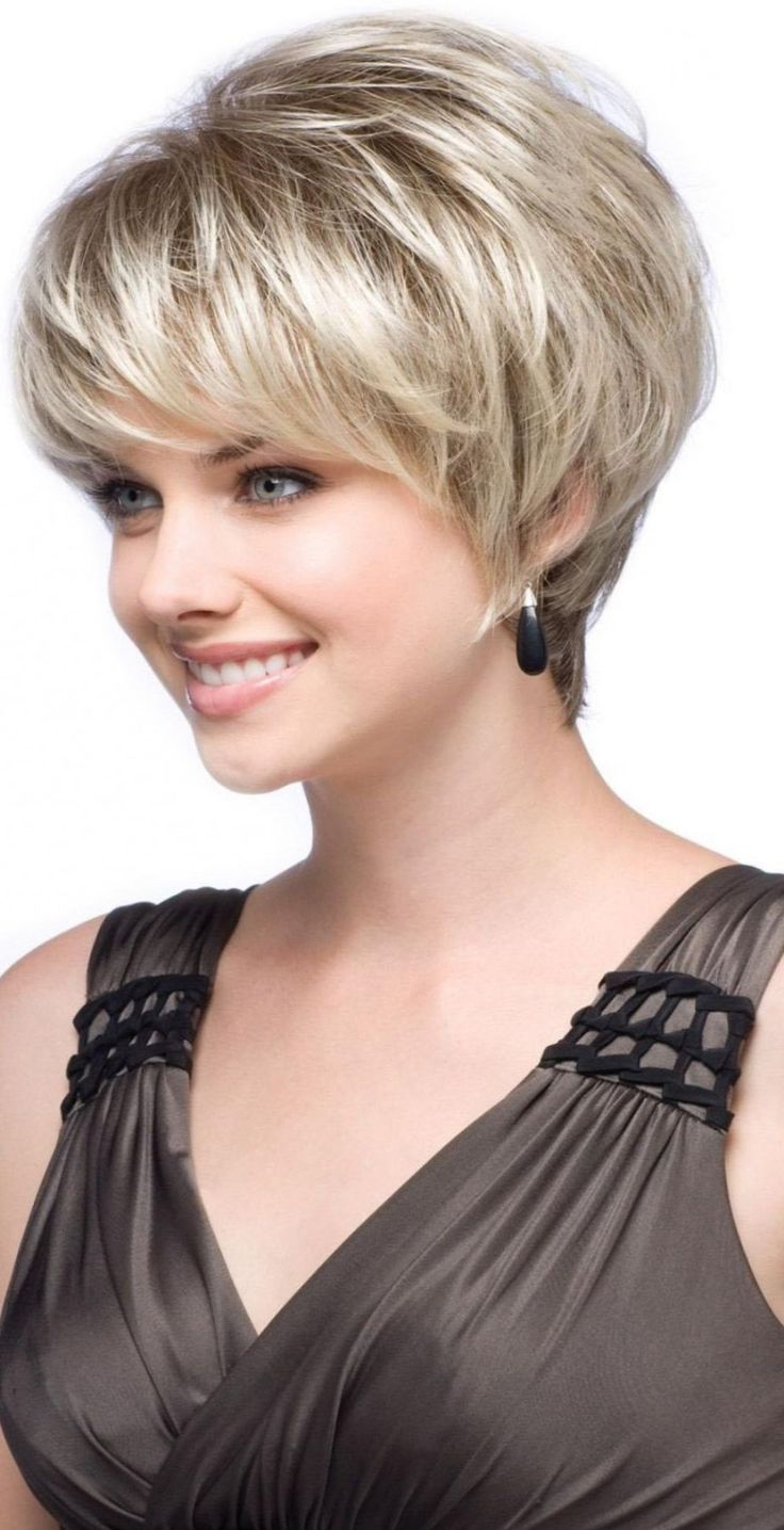 1000 Ideas About Coiffures Courtes On Pinterest Textured Bob