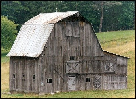 virginia barns   ... the country roads in West Virginia many barns dot the countryside
