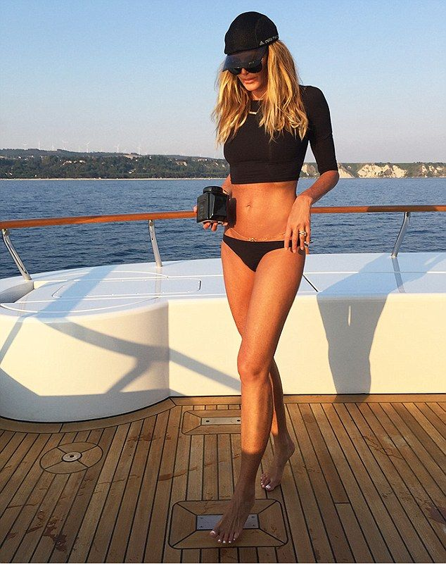 Want a body like Elle Macpherson? Here's how to get it #dailymail