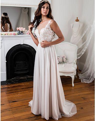 For the boho bride - style LV 5422