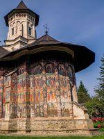 Here, on Terra!: Moldoviţa Monastery