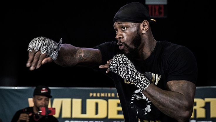 Deontay Wilder: 'Anthony Joshua will barely mention my name. But I'm ready for him' #News #anthonyjoshua #allthebelts #boxing