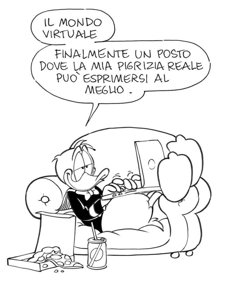 Silvia Ziche - 02/06/2014 - Mondo virtuale