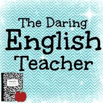 The Daring English Teacher is on Facebook!  Like for flash freebies!