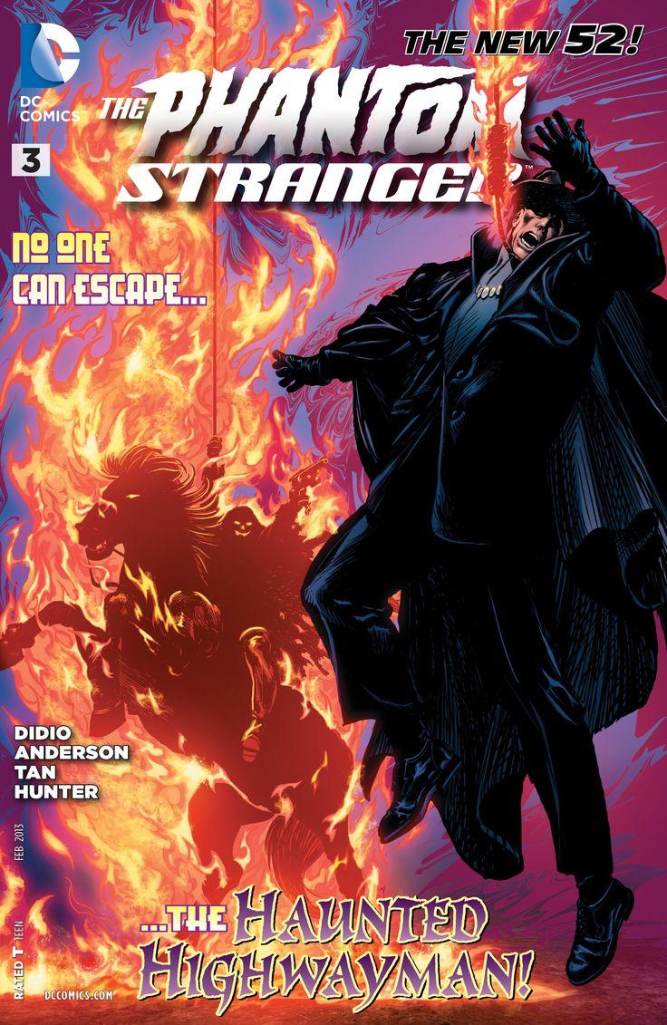 Trinity Of Sin: The Phantom Stranger #3