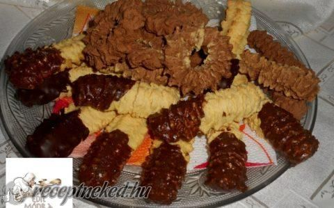 Darálós keksz recept fotóval