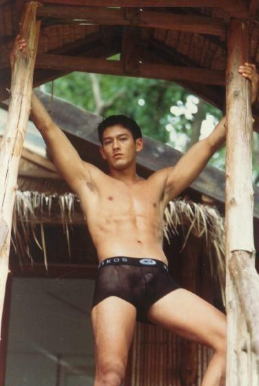Can Thailand naked hunk pictures