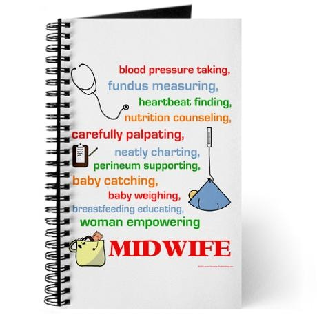 Midwife/ Job Description Journal
