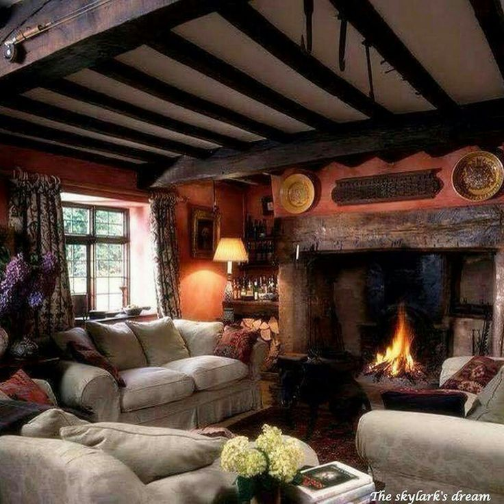 25 Best Ideas About Cottage Fireplace On Pinterest Living Room Fire Place Ideas Wood Burner