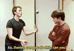 Daniel Radcliffe's Rage Find Funny stuff to Pin here: http://associate.graymafia.com/?p=73971