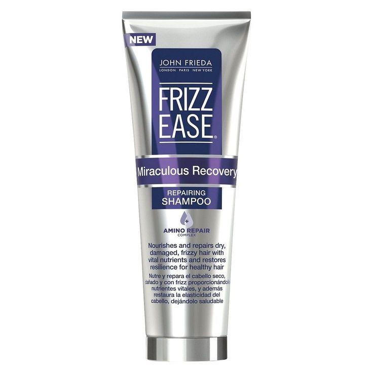 John Frieda Frizz Ease Miraculous Recovery Repairing Shampoo - 8.45 oz