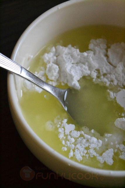 Συνταγή για κέικ λεμονιού