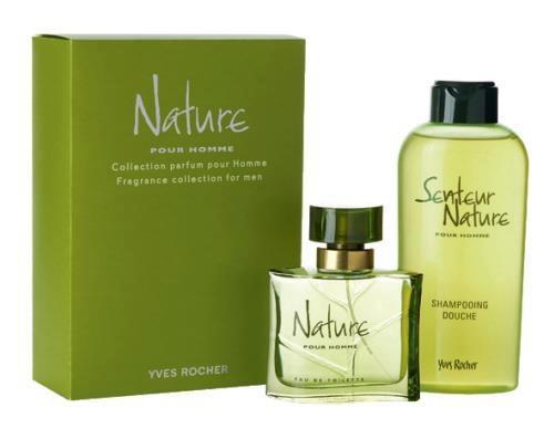 Parfum Homme Nature