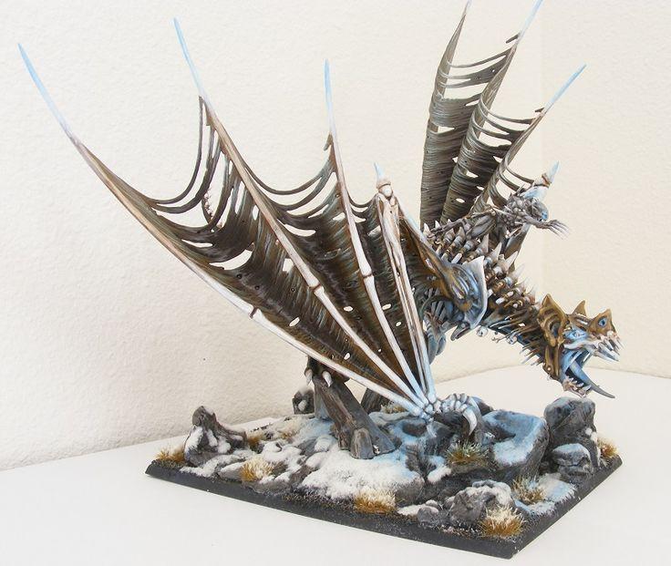 Warhammer Vampire Count Terrorgheist - Eclipseddstny