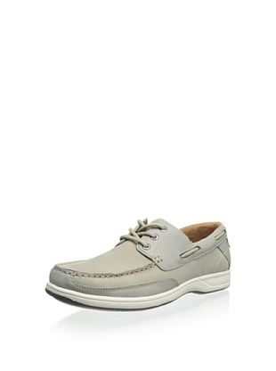 50% OFF Florsheim Men's Lakeside OX Boat Shoe (Gray)