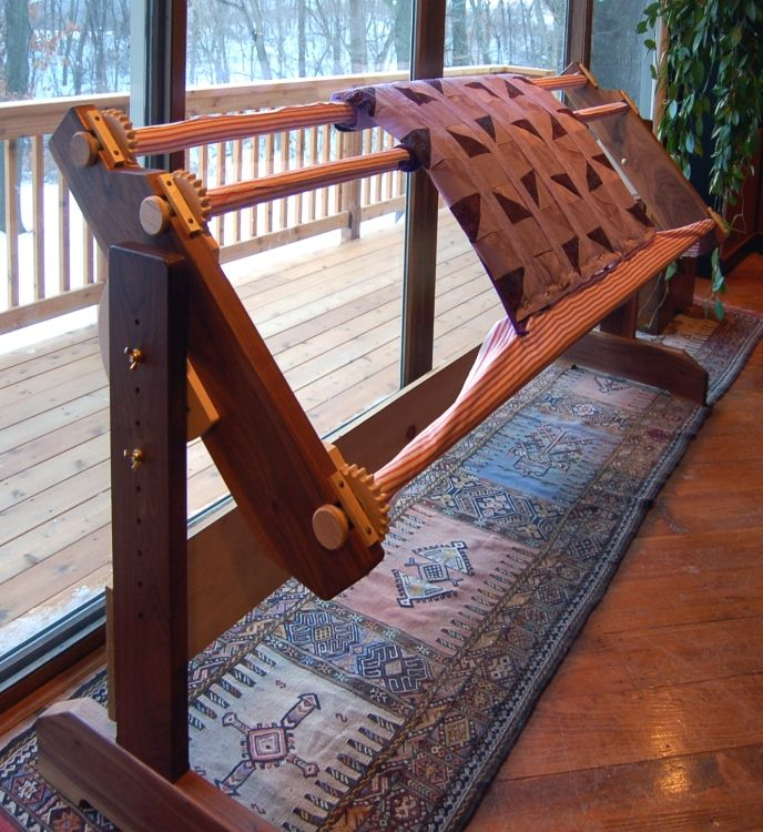82 best images about Quilting Frame on Pinterest | Old fashion, Antiques and Homemade quilts
