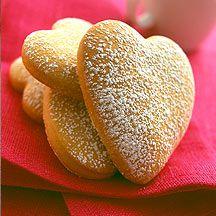 WeightWatchers.fr : recette Weight Watchers - Biscuits à l'orange