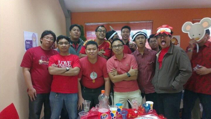 Merah Cipta Media Gong Xi Meetup ! feat Infokost squad.