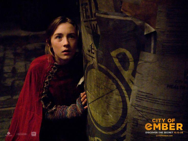 Saoirse Ronan - City of Ember (2008) (1600×1200)