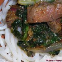 Nira Reba Pork Liver Recipe